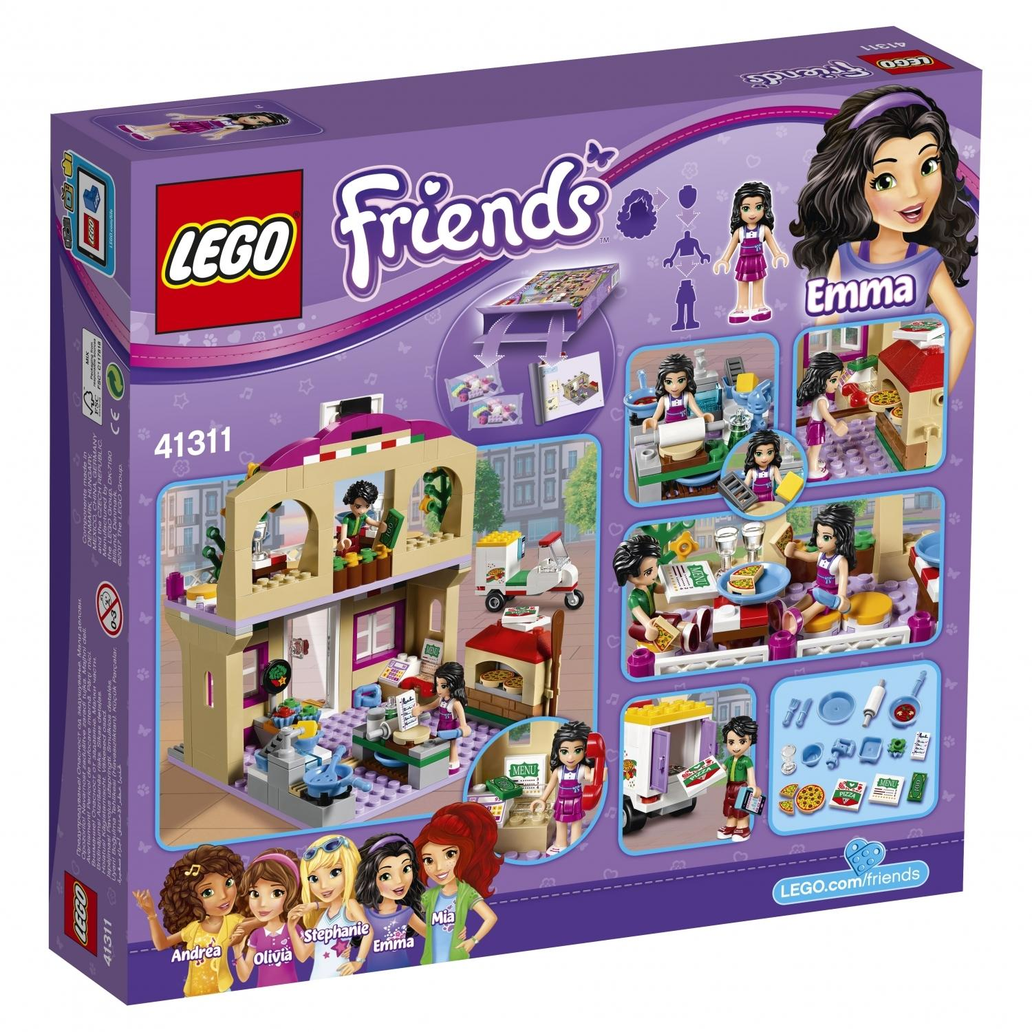 Lego Friends 41311 Пиццерия