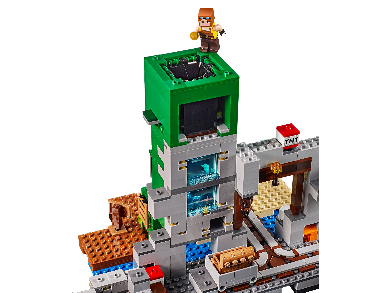 самый дорогой лего майнкрафт #8